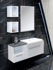 Ormarić donji TIFFANY 120 cm sa lavaboom
