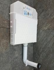 Vodokotlić VISAM ugradni za podnu WC šolju (bez tipke i WC šolje)