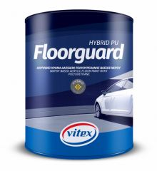 Boja za beton VITEX Floorguard PU 10 lit