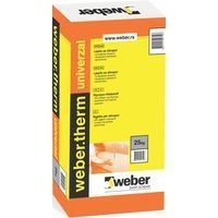 Lepak za stiropor i mrežicu weber.therm universal 25kg